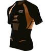 X-Bionic The Trick Koszulka do biegania z krótkim rękawem Mężczyźni czarny